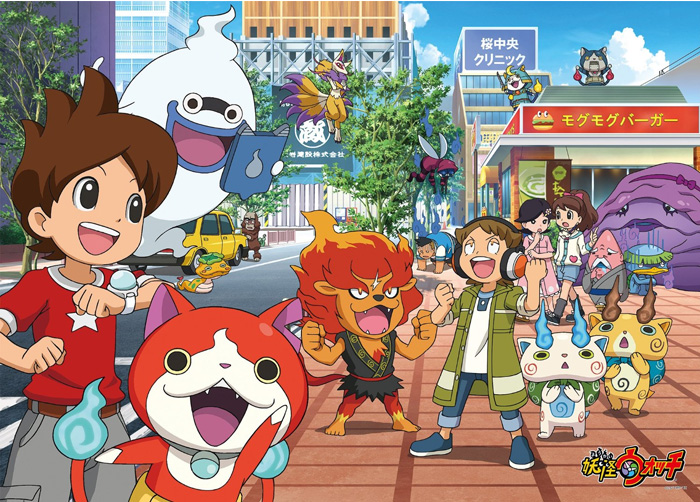 youkai watch samurai buyer engages in transfer service and proxy